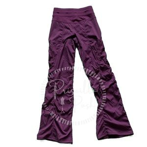 lululemon athletica Pants & Jumpsuits - Lululemon Studio Pant III (Regular) Red Grape EUC